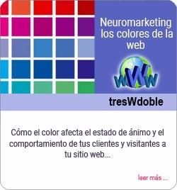 colores en las páginas web