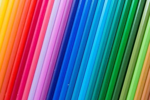 El tono, la saturación y el brillo de los colores
